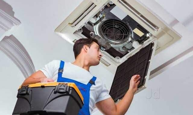 Summer Air Conditioning Service Check