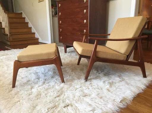 Beautiful Lounge Chairs