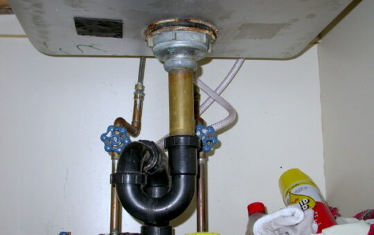 Plumbing Services In Your Home