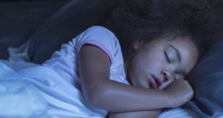 Encourage Healthy Sleep Habits