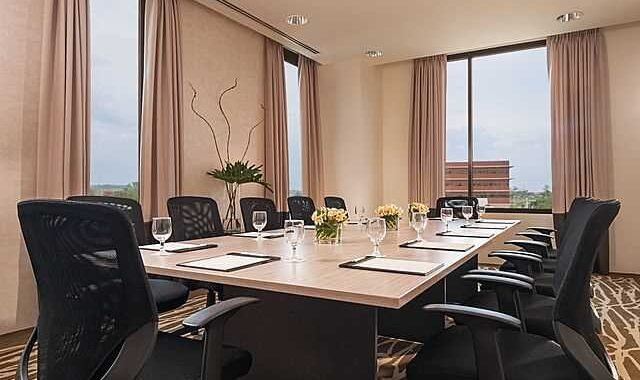 How To Book A Meeting Room